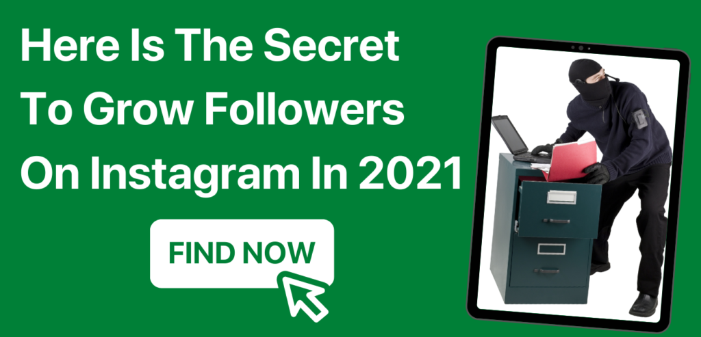 Strategy to grow followers on Instagram in 2021